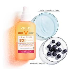 限时4.6折 仅€15/每瓶闪购!Vichy 薇姿 水果防晒喷雾 广谱防晒对抗光老化