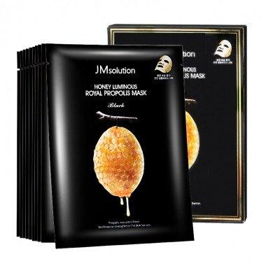 韩国JMsolution水光蜜光蜂蜜面膜10片一盒