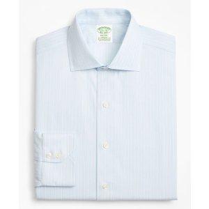 Brooks Brothers4件$199男士条纹衬衫