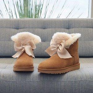 低至3折 €117收短款雪地靴UGG官网 奥莱区大促 收经典款、豆豆鞋等 过冬刚需买起来