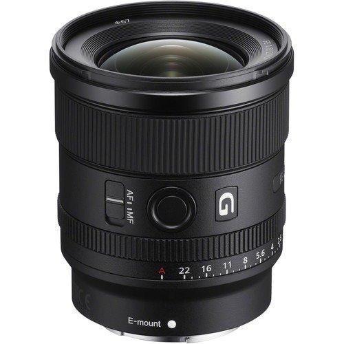 FE 20mm f/1.8 G 镜头