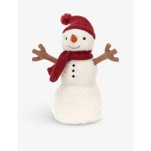 Jellycat雪人 20cm
