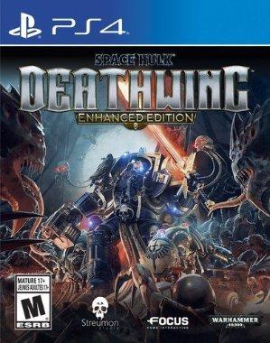 $39.99预告:《太空战舰:死亡之翼》增强版 战锤40K 衍生作 - PS4