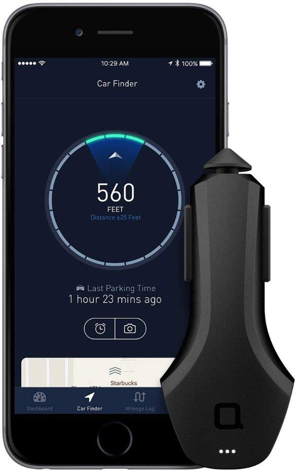 ZUS 智能车载充电器 带定位功能