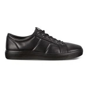 ECCO皮面运动鞋