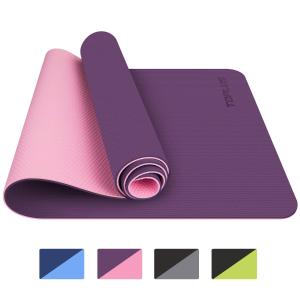低至6.1折,£19.99收封面款 (原价£30.99)闪购:TOPLUS 瑜伽垫闪购 TPE材质 双面防滑 多色可选