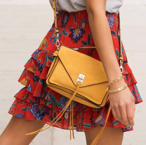 Extra 25% Off + Up To 70% OffYellow  Purchase Sale @ Rebecca Minkoff