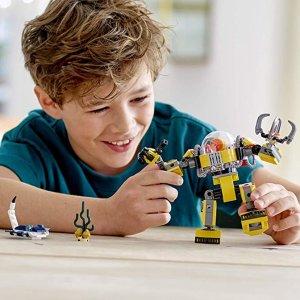 $9.52起 多款史低史低价:LEGO Creator 创意百变系列 3合1玩具
