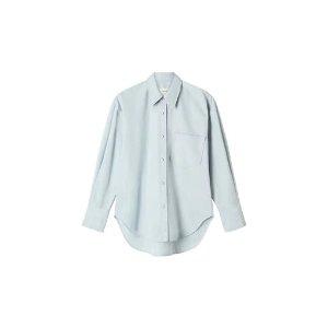 orotonCotton Poplin 长袖衬衣