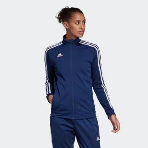 M码 5.2折 $41.28(原价$80)Adidas 经典三条杠Track女款运动夹克