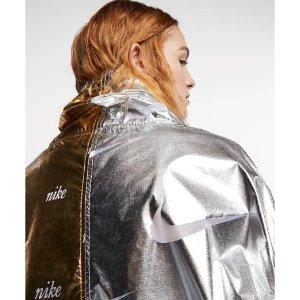 额外8折+免邮  $50收封面款Nike官网 冬季夹克、羽绒服、冲锋衣带你暖暖过冬