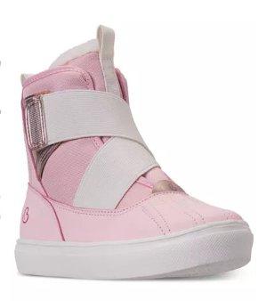 封面女童靴子$15入Finish Line 多款童鞋超值热卖