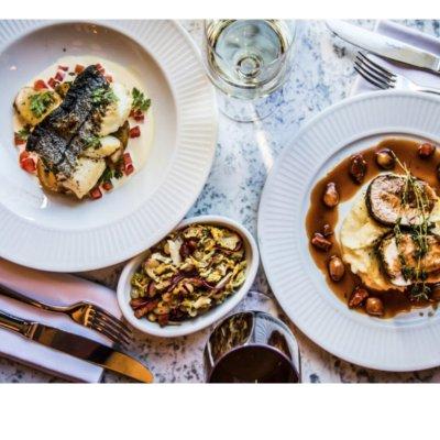 英国80家店热情待命Côte Brasserie 浪漫法式餐厅 你想跳哪一城顺利舔包吃鸡