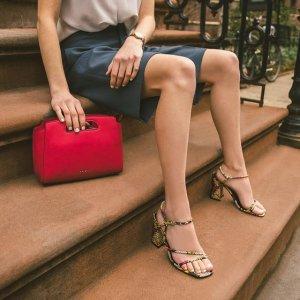 低至2.5折+额外6折Nine West 夏季美鞋大促 多款包包、鞋履促销