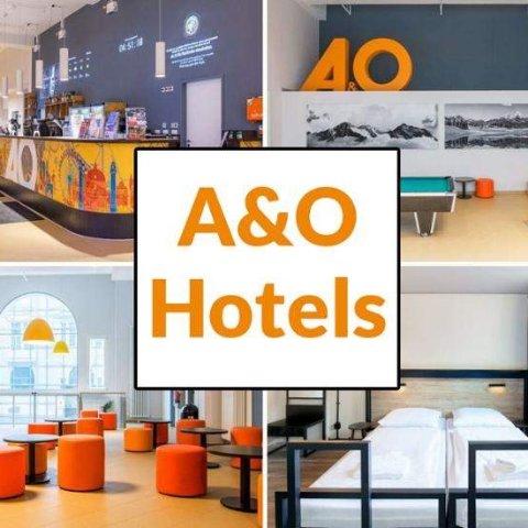 送20欧Flixbus券!3天2夜仅€79.98A&O 酒店通票超值!全德同30+城市适用 3年都能兑换