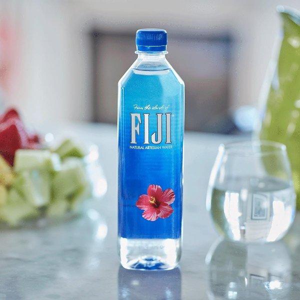 FIJI 斐济天然矿泉水 500ml 24瓶