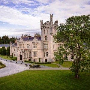 7.4折+额外8折 £180起限今天:湖边古堡Solis Lough Eske Castle爱尔兰度假酒店 含早晚餐