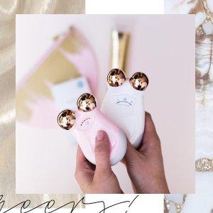 8折 + 送价值$119好礼SkinStore 官网精选美容仪器热卖 收NuFace粉金新款, Foreo mini2