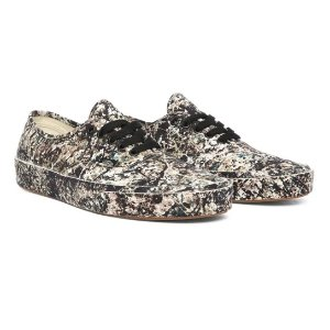 Vans34.5-41码有货 纺织材质MoMA 合作款运动鞋