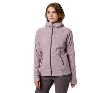 Mountain Hardwear女款户外夹克