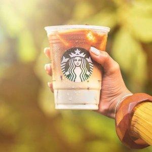 Frappuccino Espresso 买一送一星巴克 Happy Hour 8/29 咖啡优惠限时活动