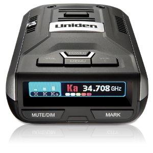 Uniden R3 Extreme Long Range Radar Laser Detector GPS
