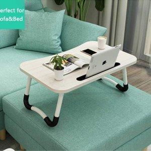 低至6.6折 €16.99收电脑桌Amazon 精选家用电脑桌板 床上、沙发上通用 可折叠收纳