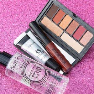 Free 3 MinisWith $40+ Orders @ Smashbox Cosmetics