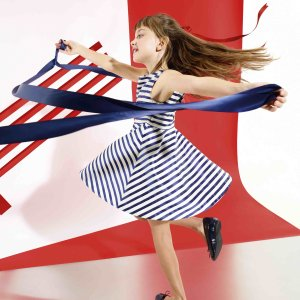 Free Shipping with $150+Girls Dresses @ Jacadi Paris