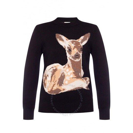 Black Deer小鹿卫衣