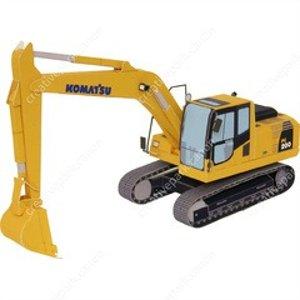 液压挖掘机Hydraulic Excavator