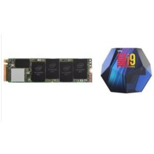 $579.98Intel Core i9-9900K 处理器 + Intel 660p 512GB SSD