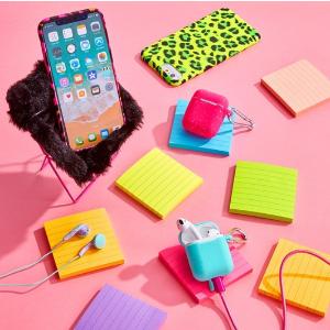 低至6折 £3起 超好价款式多Claire's 超多款手机壳、AirPods盒、数据线保护头 折扣热卖