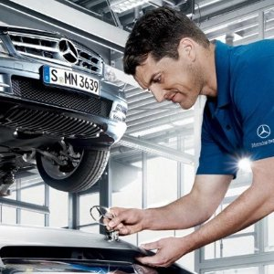 $125 off $250+Mercedes-Benz Vehicle Maintenance Special