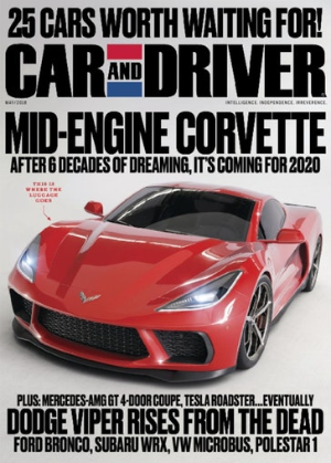Last Day: $124-Years of Car & Driver Magazine on sale