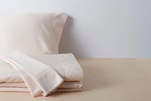 Allswell Organic Sateen Sheet Set