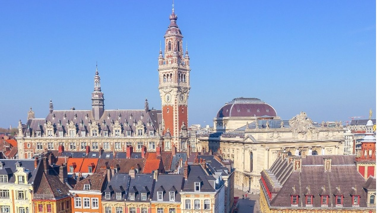 法国里尔Lille城市旅游攻略 交通、美食、餐馆、享受Ch'ti文化
