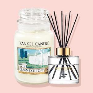 变相6折 £5收香薰蜡烛史低价:Yankee 等香氛蜡烛热促 超高性价比150h超长燃烧