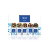 Tea Forte Bleu Single Steep 散茶体验礼盒