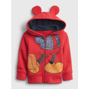 Gap码全宝宝--小童 米老鼠卫衣外套