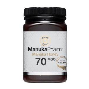 Manuka Honey MGO 70蜂蜜 250ml