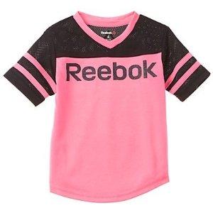 低至3.5折即将截止:Reebok、Puma、Bebe 等儿童运动服饰优惠