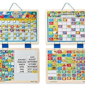 $29.99Melissa & Doug Kids' 魔法日历儿童教育用品