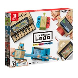 $62.99Nintendo Labo Variety Kit for Switch