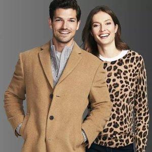 macys.com 精选千余种商品限时热卖 羽绒服,马丁靴都参加