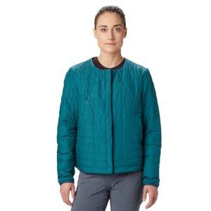低至3折+无门槛免邮Mountain Hardwear官网 Skylab男女夹克外套促销 超低价