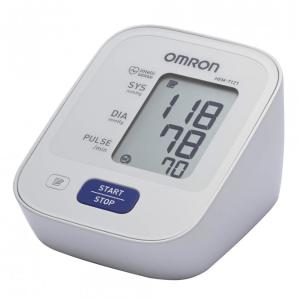$81.99(原价$92)Omron 欧姆龙上臂式血压计 家中必备健康仪