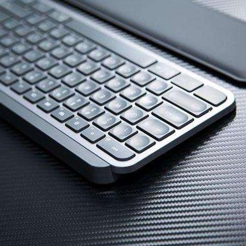 低至5.8折 £40收藏蓝色键盘Logitech 罗技 电子系列 Ipad神伴侣K380有货