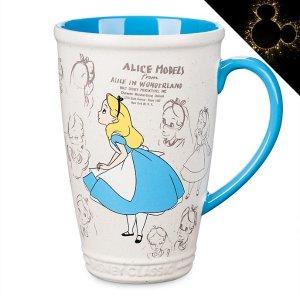 Disney爱丽丝马克杯