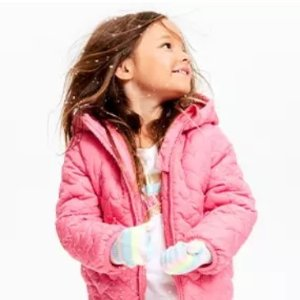 50% Off + Extra 30% Off $60+Ending Soon: Carter's Kids Outerwear and Cold Weather Accessories
